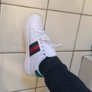 153ff6982ae7 Shoes - Fake gucci shoes but look completely real